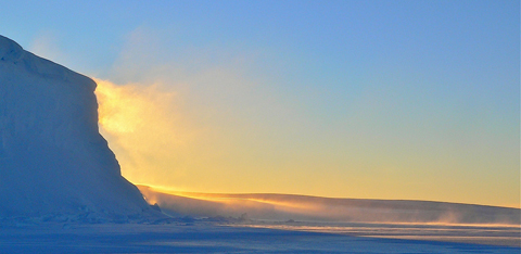 The Arctic Cavern